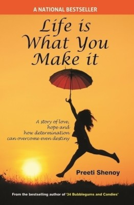 Buy Life is What you Make It (English): Book