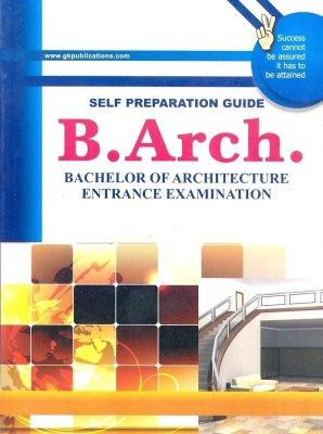 Names of the books for aieee b arch for Bachelor of architektur
