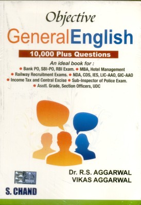 Buy OBJECTIVE GENERAL ENGLISH (English) 01 Edition: Book