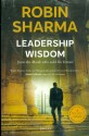 Leadership Wisdom : From the Monk Who Sold his Ferrari (English): Book
