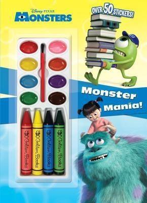 Monster Mania! (Disney/Pixar Monsters University) price comparison at Flipkart, Amazon, Crossword, Uread, Bookadda, Landmark, Homeshop18