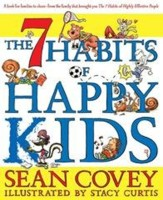 THE 7 HABITS OF HAPPY KIDS (English): Book