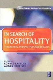 In Search of Hospitality (English) (Paperback)