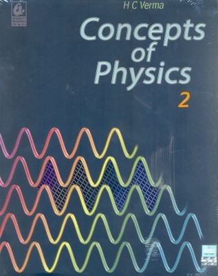 Concepts of physics hc verma book review(price,pages,contents.