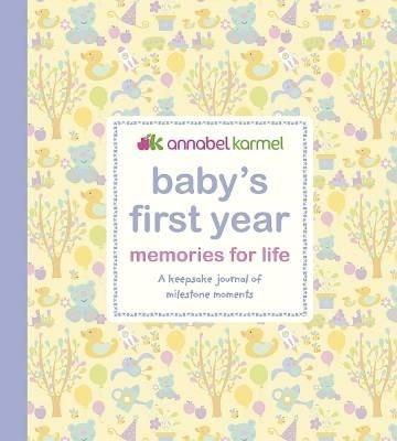 Baby's First Year - Memories for Life: A Keepsake Journal of Milestone Moments price comparison at Flipkart, Amazon, Crossword, Uread, Bookadda, Landmark, Homeshop18