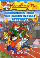 Geronimo and the Gold Medal Mystery (English): Book