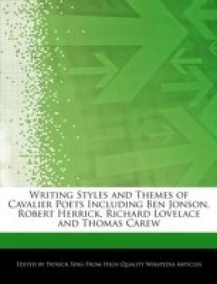 Robert Herrick style of writing