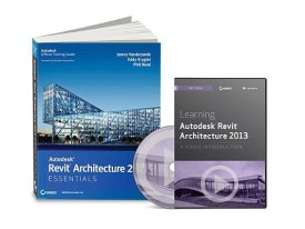 Autodesk Revit Architecture 2013 Essential Learning Kit (English) (Paperback)
