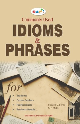 Commonly Used Idioms and Phrases 1st Edition price comparison at Flipkart, Amazon, Crossword, Uread, Bookadda, Landmark, Homeshop18