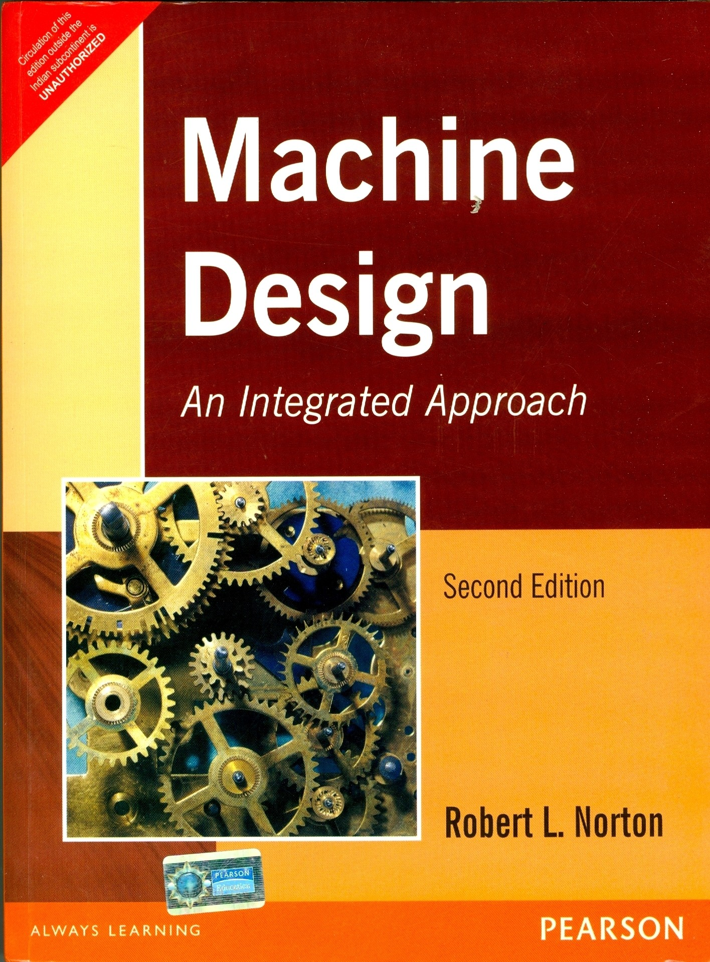 machine design norton