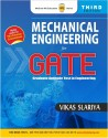 Mechanical Engineering for GATE (English) 3rd Edition: Book