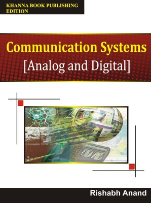 Communication Systemsn[Analog and Digital]  English  1st  Edition available at Flipkart for Rs.307