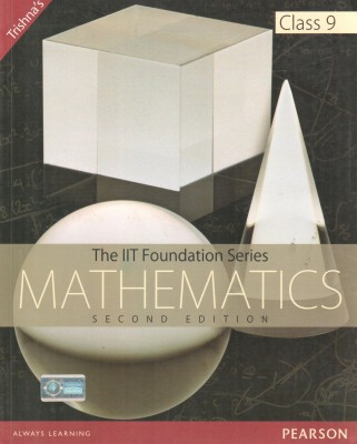 Buy The IIT Foundation Series - Mathematics Class 9 (English) 2nd Edition: Book