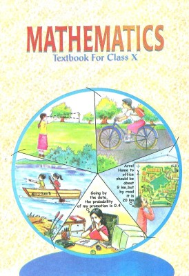 Buy NCERT : Mathematics Textbook For Class - X (English): Book