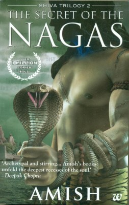 Buy The Secret Of The Nagas: Book