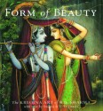 FORM OF BEAUTY : THE KRISHNA ART OF B.G. SHARMA: Book