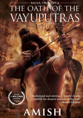 Compare The Oath of the Vayuputras: Shiva Trilogy 3 at Compare Hatke