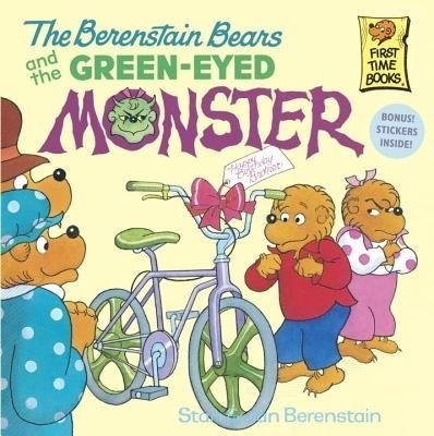 Buy The Berenstain Bears and the Green-Eyed Monster (English): Book