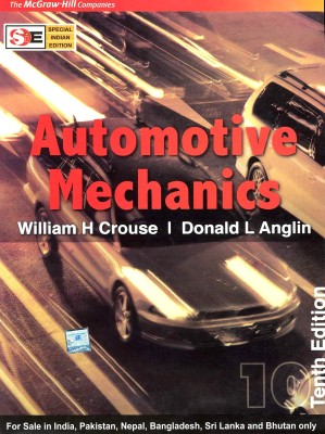 automotive mechanics by william crouse 10th edition pdf