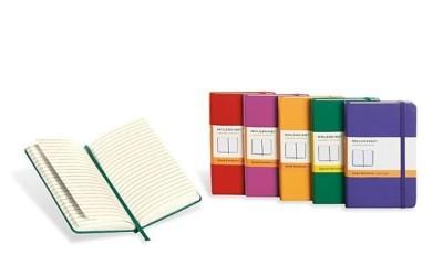 Pocket Plain Notebook Hard