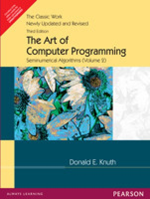 Buy The Art Of Computer Programming: Seminumerical Algorithms (Volume - 2) (English) 3rd  Edition: Book