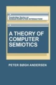 A Theory of Computer Semiotics (English) (Hardcover)