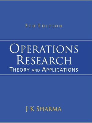 Buy Operations Research: Theory and Applications 5th Edition 5th  Edition: Book