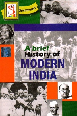 Buy A Brief History of Modern India 18th Edition: Book