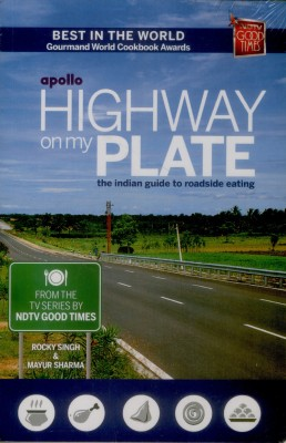 Buy Apollo Highway on My Plate : The Indian Guide to Roadside Eating (English): Book