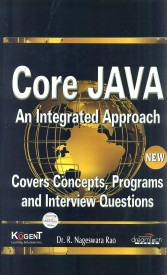 Buy Core JAVA: An Integrated Approach covers Concepts, Programs and Interview Questions 1st Edition: Book