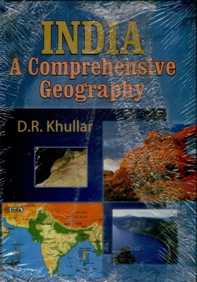 Buy INDIA;A COMPREHENSIVE GEOGRAPHY (English) 02 Edition: Book