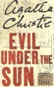 Evil Under the Sun (English): Book
