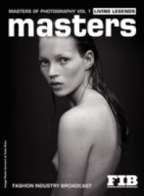 MASTERS OF PHOTOGRAPHY Vol 1 LIVING LEGENDS (English) (Hardcover)
