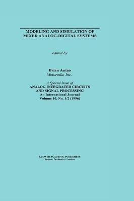 Modeling and Simulation of Mixed Analog Digital Systems available at Flipkart for Rs.15687
