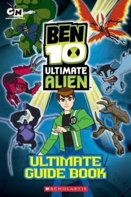 Ben 10 Ultimate Alien: Ultimate guide book price comparison at Flipkart, Amazon, Crossword, Uread, Bookadda, Landmark, Homeshop18