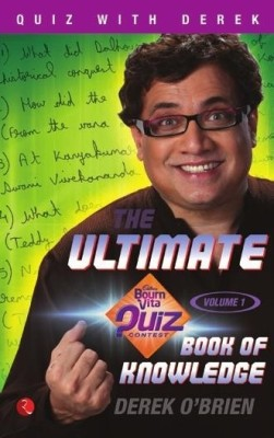 The Ultimate Bournvita Quiz Contest Book of Knowledge (Volume - 1) price comparison at Flipkart, Amazon, Crossword, Uread, Bookadda, Landmark, Homeshop18