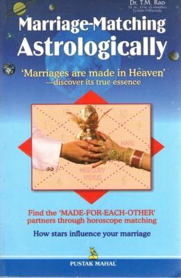 Marriage Matching Astrology price comparison at Flipkart, Amazon, Crossword, Uread, Bookadda, Landmark, Homeshop18