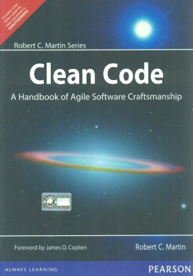 Clean Code: A Handbook of Agile Software Craftsman price comparison at Flipkart, Amazon, Crossword, Uread, Bookadda, Landmark, Homeshop18