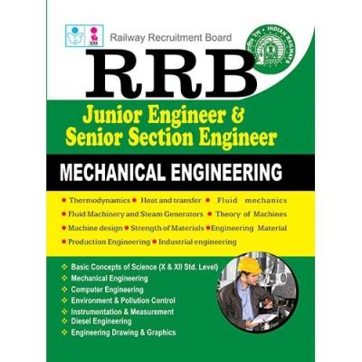 RRB JUNIOR ENGINEERS& SENIOR SECTION ENGINEERS MECH Exam Book (English) price comparison at Flipkart, Amazon, Crossword, Uread, Bookadda, Landmark, Homeshop18