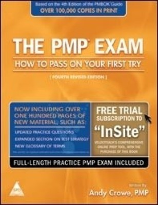 Buy The PMP Exam : How to Pass On Your First Try 4th Edition: Book