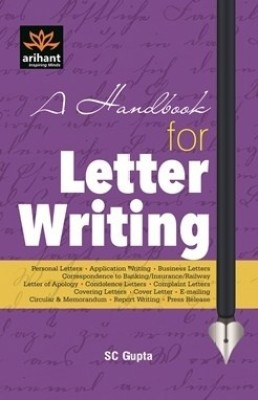 letter writing book english