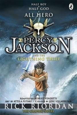 Percy Jackson and the Lightning Thief : The Graphic Novel price comparison at Flipkart, Amazon, Crossword, Uread, Bookadda, Landmark, Homeshop18
