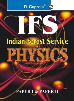 Buy UPSC-IFS Exam Physics Guide (Paper 1 and 2): Book