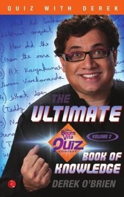 The Ultimate Bournvita Quiz Contest Book of Knowledge (Volume - 2) price comparison at Flipkart, Amazon, Crossword, Uread, Bookadda, Landmark, Homeshop18