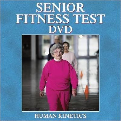 Senior Fitness Test Dvd By Human Kinetics Buy Hardcover
