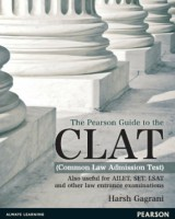 The Pearson Guide to the CLAT (English) 1st  Edition: Book