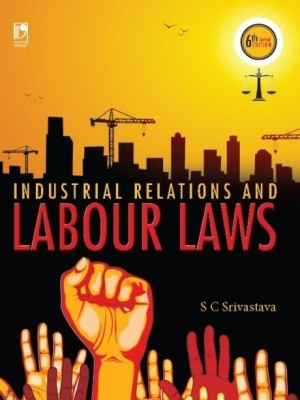 Buy Industrial Relations and Labour Laws (English) 6th Edition: Book