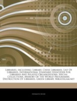 International Standard Identifier for Libraries and Related Organizations #