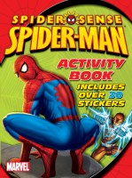 Marvel Colouring and Activity Book: Spider Sense Spider - Man Activity Book (English): Book