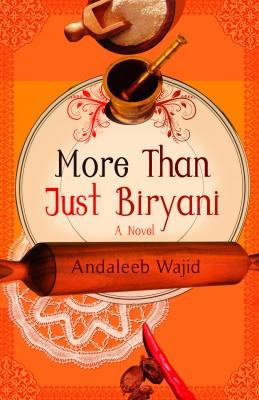 More than Just Biryani price comparison at Flipkart, Amazon, Crossword, Uread, Bookadda, Landmark, Homeshop18